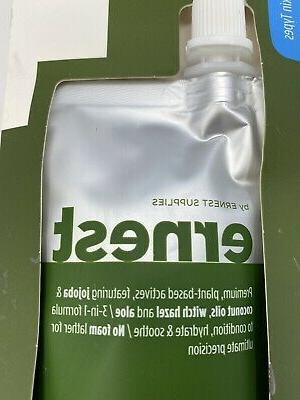 Ernest Supplies Soothing Pre-Shave Cream oz