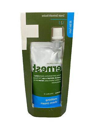 soothing shave cream 3 in 1 pre