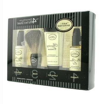The Art Of Shaving Starter Kit - Unscented: Pre Shave Oil +