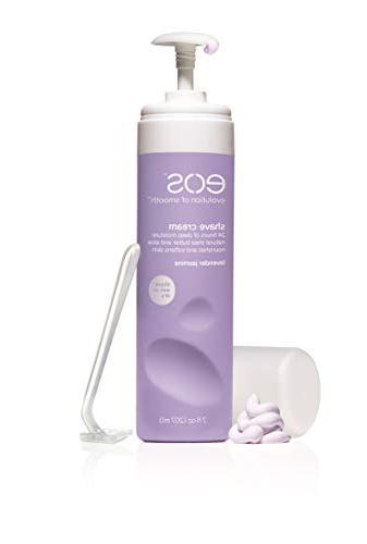 EOS Cream, ounce