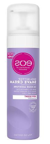 EOS Ultra Moisturizing Shave Cream, Lavender Jasmine, 7-Ounc