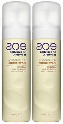 EOS Ultra Moisturizing Shave Cream, Vanilla Bliss - 7 oz - 2