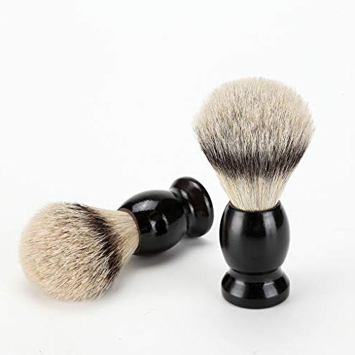 Wet Shaving Brush Hair Beard Moustache