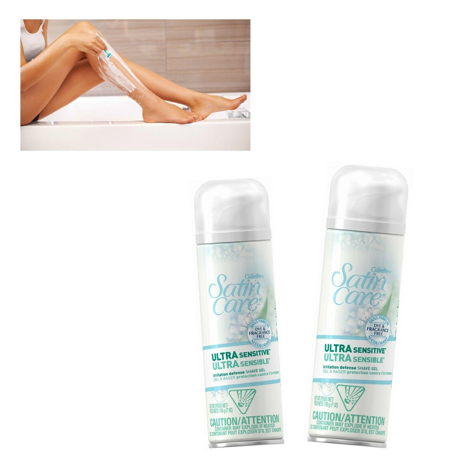 Shaving Men Women Face Bikini Intimate Legs