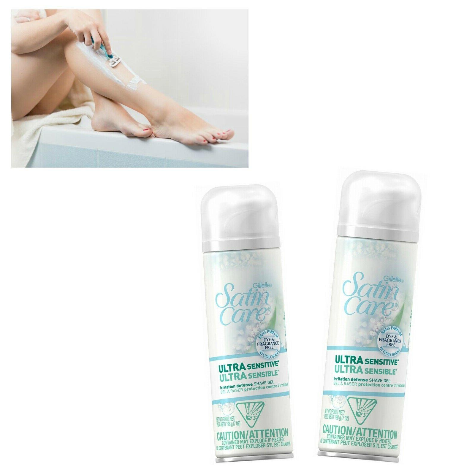 Shaving Women Face Body Bikini Intimate Area Legs Cream