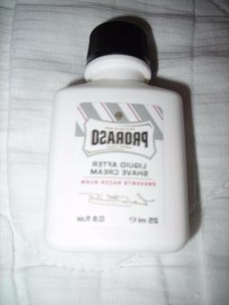 Proraso Liquid After Shave Cream 25 ml travel size