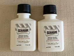 Proraso Liquid After Shave Cream 2-Pk Ea 0.8 fl oz /25 ml Tr