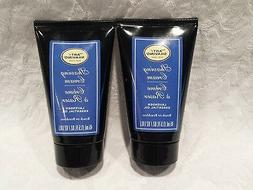 lot 2 shaving cream sample lavender oil