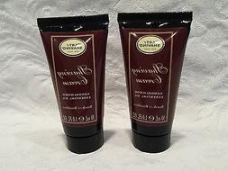 The Art of Shaving-Lot 2 Shaving Cream Sandalwood Oil Sample