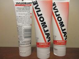 Lot of 3 PALMOLIVE LATHER SHAVING CREAM 4.4 OZ / 124 g