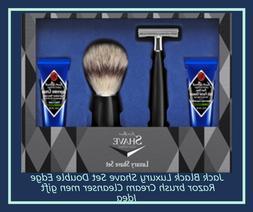 luxury shave set