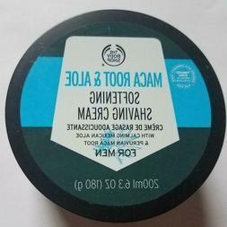 The Body Shop Maca Root & Aloe Softening Shaving Cream For M