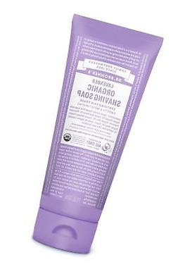 Dr. Bronner's Magic Soaps: Naked Unscented Shaving Gel, 7 oz