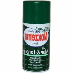 Noxzema Medicated Shave with Aloe & Lanolin -- 11 oz