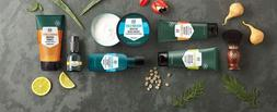 The Body Shop ~ MEN'S GROOMING ~ Skin Care And Shaving & Fac