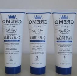 men s shave cream 1 oz cooling