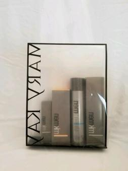 MARY KAY MENS SKIN CARE SET: Daily Facial Wash, Shave Foam,
