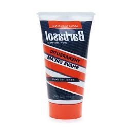 Barbasol Moisturizing Non-Aerosol Therapeutic Shave Cream 5