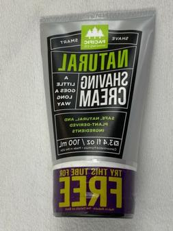 Pacific Shaving Company Natural Shaving Cream for Men and Wo
