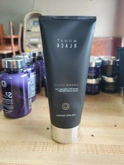 new black cream shave infused with rejuveniqe