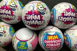 NEW! Case Of 12 ZURU 5 Surprise Mini Brands! Balls READY TO