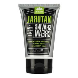 NEW Pacific Shaving Company - Natural Shaving Cream - 3 oz