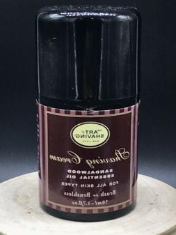 NEW SEALED Art Of Shaving SANDALWOOD Shaving Cream 1.7 Oz TR