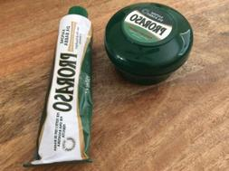 New Proraso Shaving Cream Tube & Bowl,Eucalyptus & Menthol,p