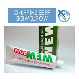 MEM OLIVE SHAVING CREAM 140 ml/4.73 fl oz