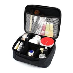 Portable Travel Cosmetic Bag Makeup Case Mini Makeup Train C