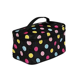 Portable Cheap Makeup Bags With Mirror Cosmetic Bag Travel S