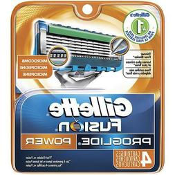 Gillette ProGlide Power Men Razor Blade Refills 4 Count
