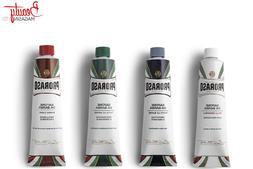 proras shaving cream tube 150ml 5 2