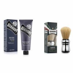 Proraso Single Blade Azur Lime Shaving Set / Shaving Cream 1