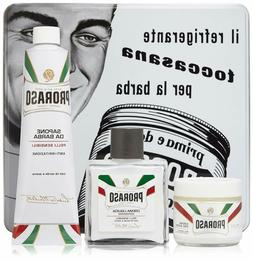 Proraso Vintage Toccasana Tin Gift Set, Sensitive Skin Formu