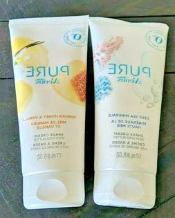 Pure Women's Shave Cream by Venus/Gillette. 6oz  0% Dye, Par