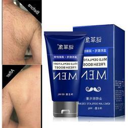 Razorless Shaving Cream for Men Hair Removal Cream Beards De