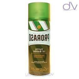 Refreshing And Invigorating Shaving Foam With Eucalyptus Oil