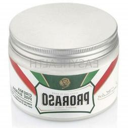Refreshing And Invigorating Pre-Shave Cream With Eucalyptus