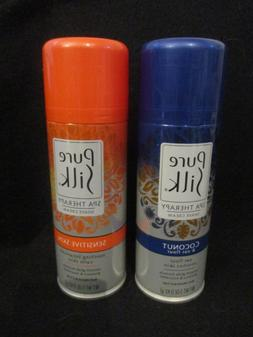 Pure Silk Rich & Luxurios Shave Cream for Women {LOT OF 2 CA