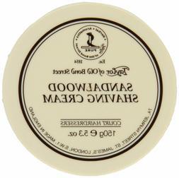 sandalwood shaving cream 150 g