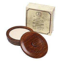Taylor of Old Bond Street Sandalwood Shaving Soap with Woode