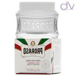 Proraso Sensitive Pre-Shave Cream, 3.6 oz