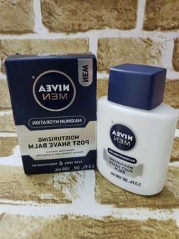 NIVEA FOR MEN Sensitive Cooling Post Shave Balm 3.3 oz