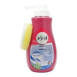 Veet Sensitive Skin Shower Depilatory Cream 400ml