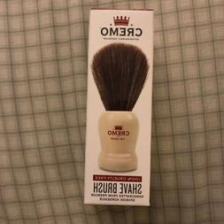 Cremo Shave Brush Handcrafted From Premium Spanish Horsehair
