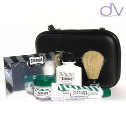 Proraso Shave Travel Kit Shaving Brush, Cream, After Care, R