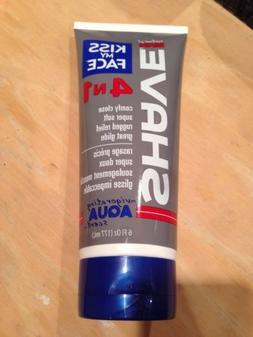Kiss My Face Shave Natural Man Aqua 4 In 1 6 Oz