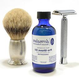 shave oil unscented