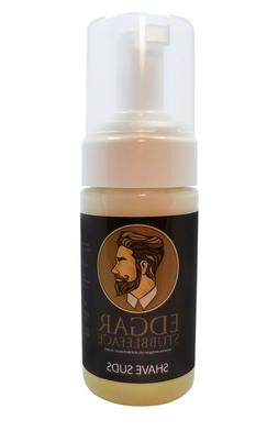 shave suds, shave gel, shave cream, mens grooming